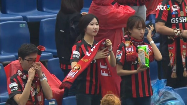 K League April 13th FC Seoul Fans