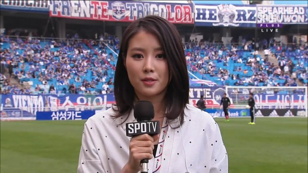 K League April 13th SPOTV korea reporter