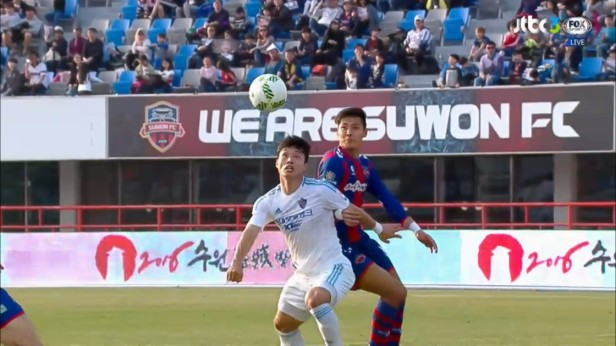 K League April 13th Suwon City v Ulsan