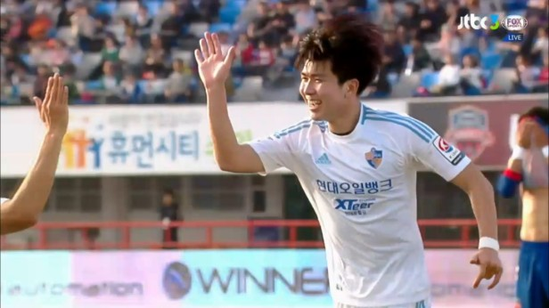 K League April 13th Ulsan Hyundai Goal