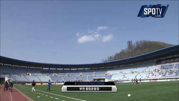 K League April 17th Challenge Bucheon Stadium