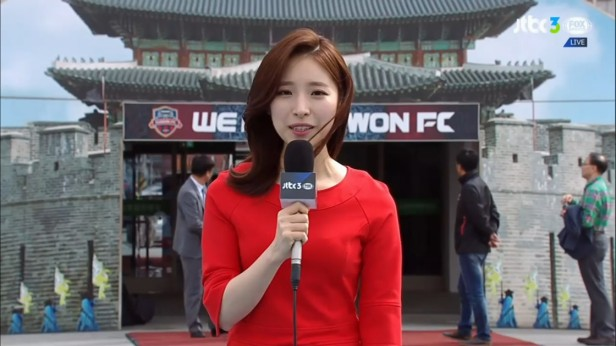 K League April 23 2016 Fox Sports Korea