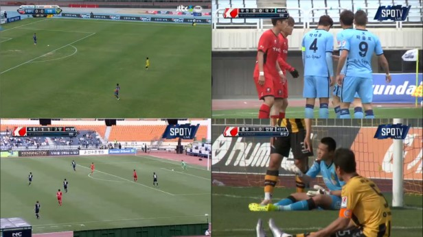 K League April 23 2016 Naver PIP