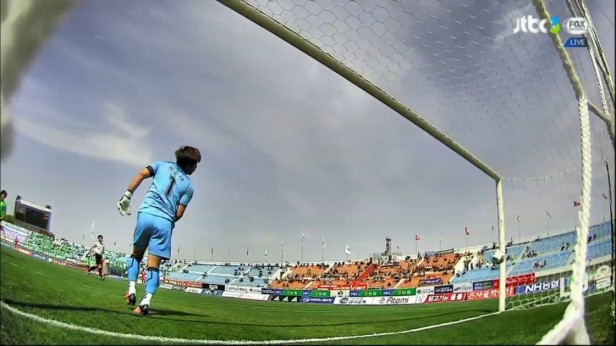 K League April 24 2016 Sangju Sangmu Goal