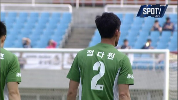 K League April 30th ansan mugunghwa