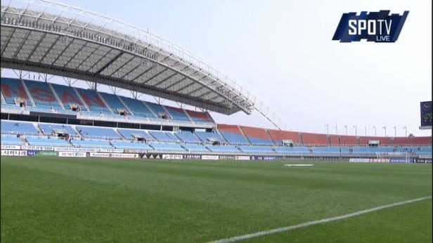 K League April 30th ansan wa stadium