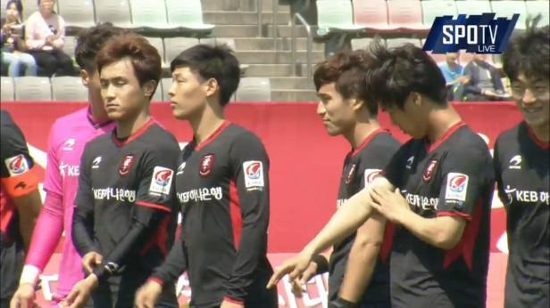 K League April 30th bucheon 1995