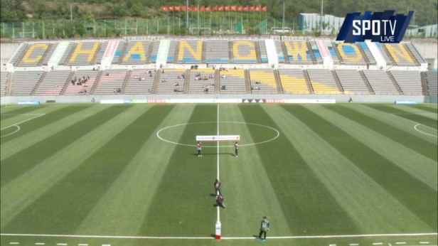 K League April 30th Gyeongnam v Bucheon