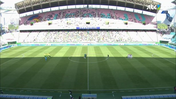 K League April 30th Jeonbuk v Suwon City
