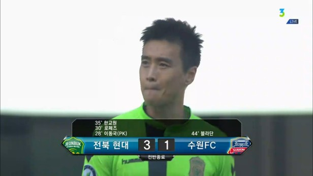 K League April 30th Lee Dong-Gook