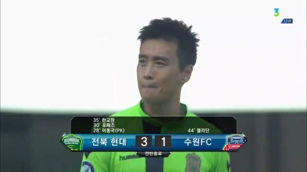 K League April 30th Lee Dong-Gook