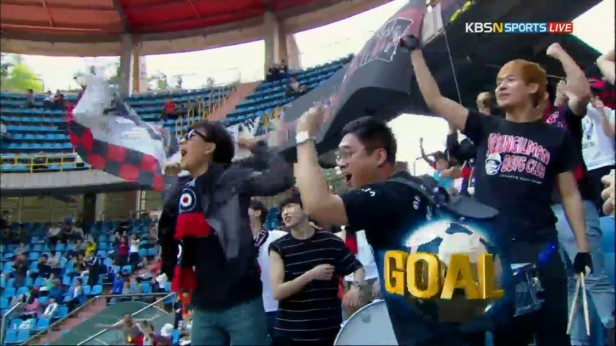 K League April 30th pohang goal