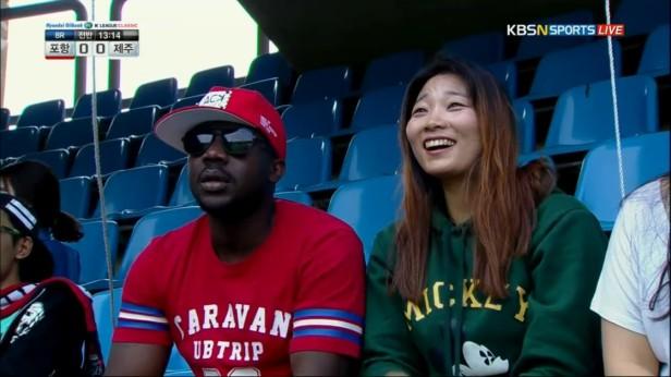 K League April 30th Pohang Steelers fans