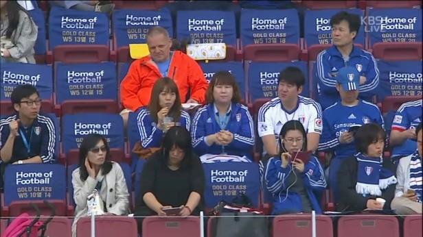 K League April 30th suwon bluewings fans ht