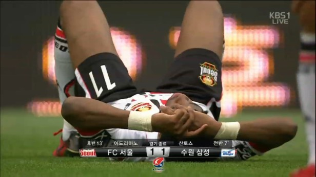 K League April 30th Suwon Seoul Result