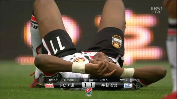 K League April 30th Suwon Seoul Result