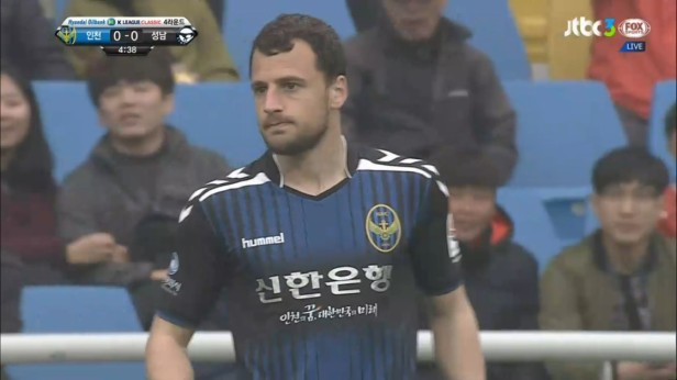 K League April 9th Krste Velkoski