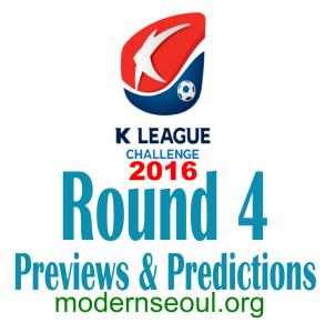 K League Challenge 2016 Round 4 banner