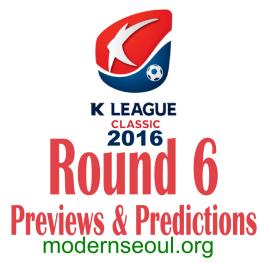 K League Classic 2016 Round 6 banner