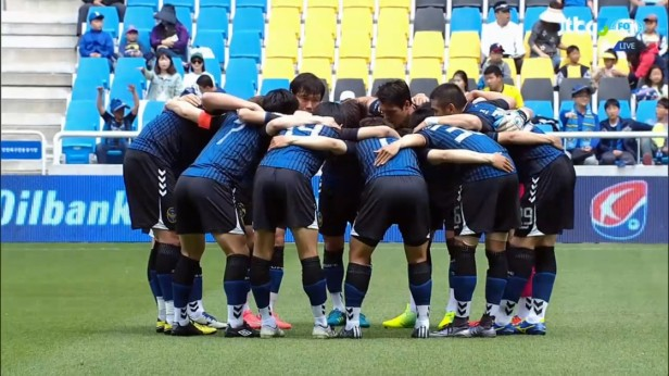 K League May 1st incheon united before ko