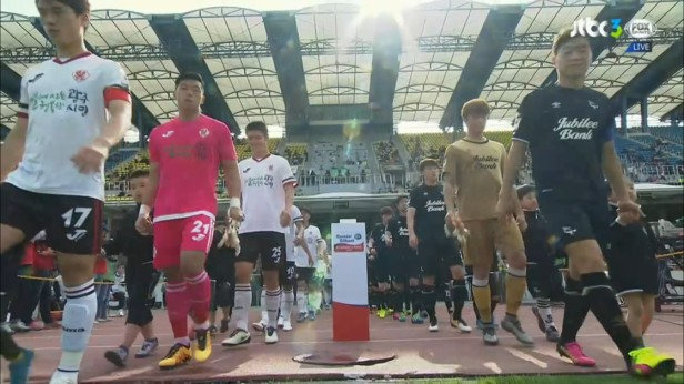 K League May 1st Seongnam v Gwangju
