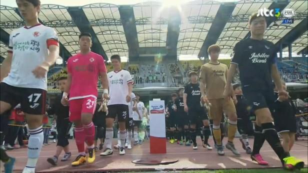 K League May 1st Seongnam v Gwangju