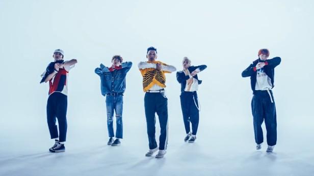 NCT U The 7th Sense kpop