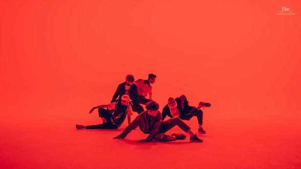 NCT U The 7th Sense red dance