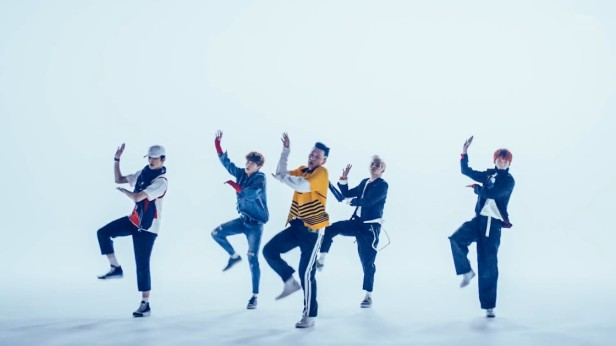 NCT U The 7th Sense smtown