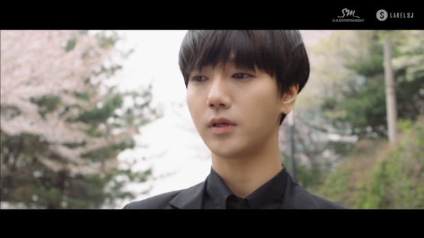 Yesung Here I am 2016