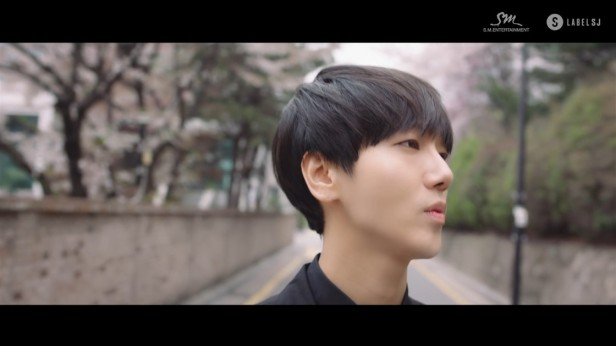 Yesung Here I am spring
