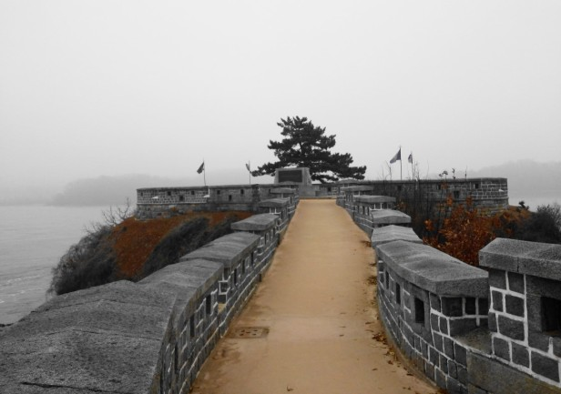 Yongdudondae Observation Post Ganghwa Incheon