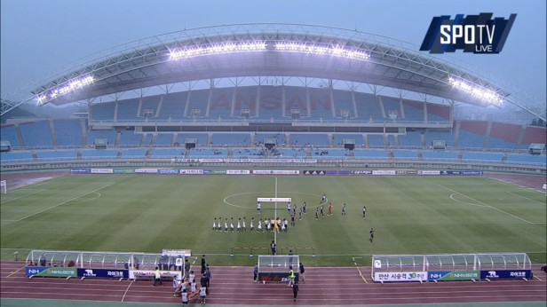 Ansan Mugunghwa v Busan I'Park May 2016 (1)