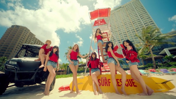 AOA Good Luck KPOP (2)