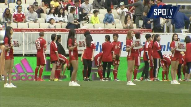 Busan Chungju Hummel K League May