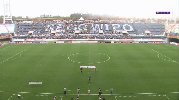 Jeju United Jeonnam Dragons K League May