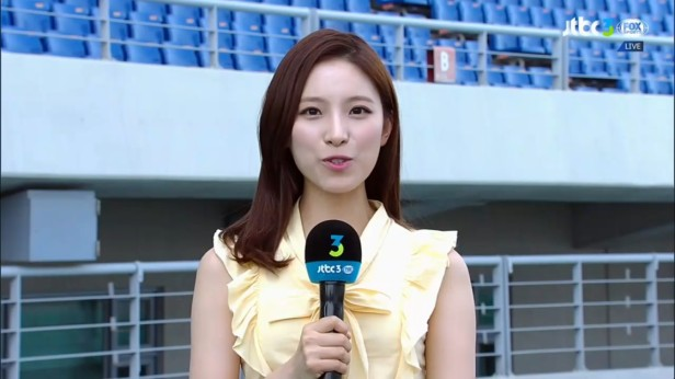 JTBC 2016 K League reporter