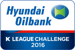 K League Challenge 2016 official banner