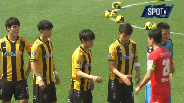 K League Children's Day 2016 Chungju Goayng