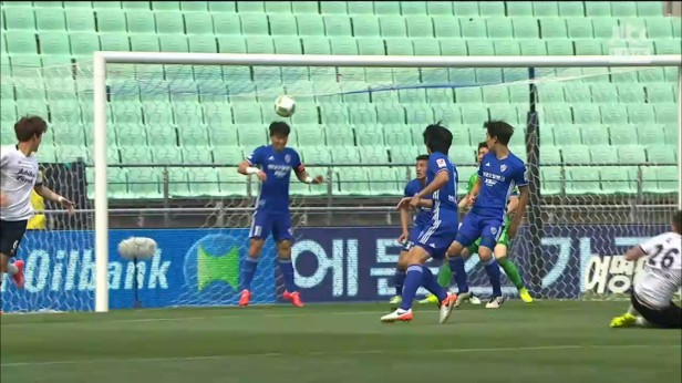 K League Children's Day 2016 seongnam goal