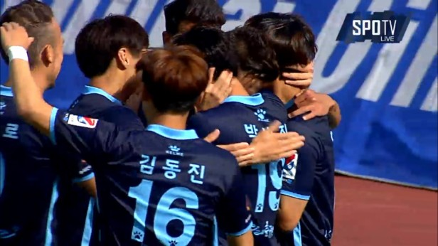 K League May 8 Ansan Mugunghwa Daegu (1)