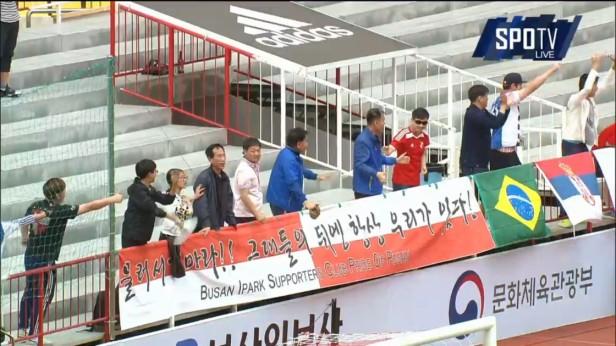 K League May 8 Busan I'Park FC Anyang (1)