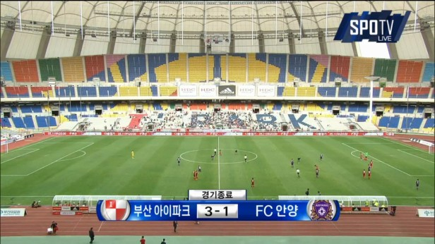 K League May 8 Busan I'Park FC Anyang (2)