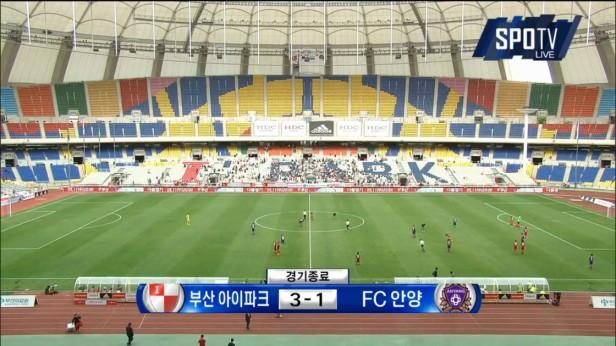 K League May 8 Busan I'Park FC Anyang (2)