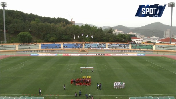 K League May 8 Gyeongnam Geoje Island