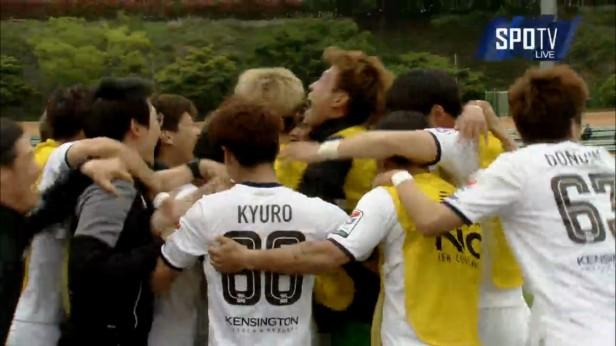 K League May 8 Gyeongnam Seoul E-Land (1)