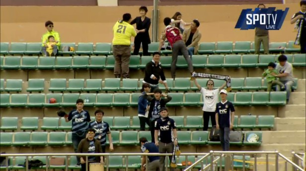 K League May 8 Gyeongnam Seoul E-Land (2)
