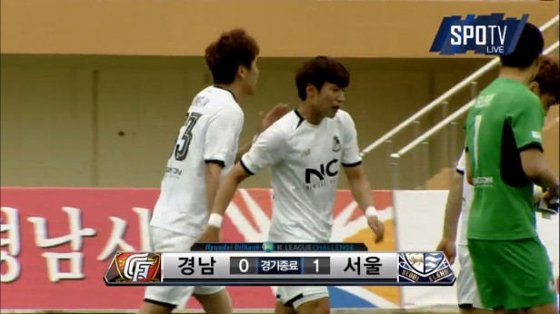K League May 8 Gyeongnam Seoul E-Land (3)