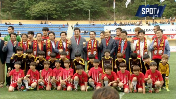 K League May 8 Gyeongnam Seoul E-Land