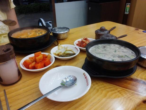 Korean Sundae Guk - Soup (4)